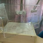 Лототрон прозрачный 500х300мм