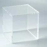 Куб из оргстекла