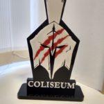 Кубок победителя из оргстекла