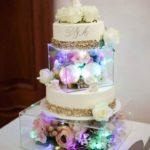 Квадратные подставки под торт