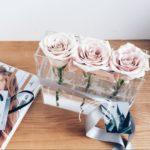 Коробка из оргстекла под цветы